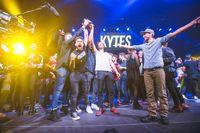 """Die Band """"Kytes"""" Bild: pressefoto@rbb-online.de"""