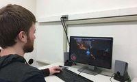 Gamen: Trainieren am PC zahlt sich aus. Bild: Shawn Green, wisc.edu