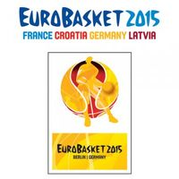 Logo Basketball-Europameisterschaft 2015