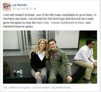 Bild: Screenshot Facebook-Account