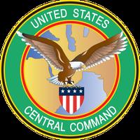 Emblem des United States Central Command (CENTCOM)