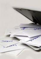 Spam überfordert viele Unternehmen. Bild: pixelio.de, Antje Delater