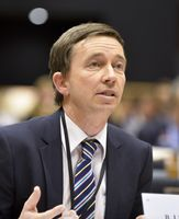 "ECON Committee meeting  Latvian Presidency Programme. Bild: ""obs/LKR - Die Eurokritiker/Dominique HOMMEL"""