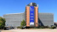 Hauptquartier der Europäischen Kommission in Brüssel (Berlaymont-Gebäude)