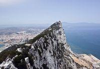 Top-of-the Rock: Felsen von Gibraltar. Bild: Wolfgang Weitlaner