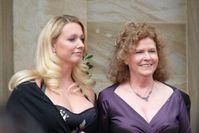 Katharina Wagner (l.) und Eva Wagner-Pasquier (2009), Archivbild