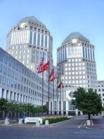 Procter-&-Gamble-Hauptquartier in Cincinnati, Ohio.