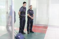 Zollkontrolle am Flughafen Bild: Zoll