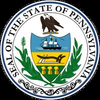 Siegel von Pennsylvania