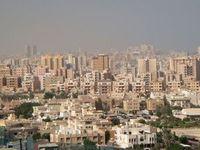 Kuwait-Stadt: Gebäude aus Vulkanasche. Bild: flickr.com/Ken Doerr