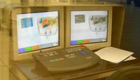 Sicherheitskontrolle: Röntgenprüfgerät für Bordgepäck (BKK)