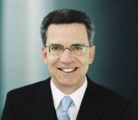 Dr. Thomas de Maizière Bild: REGIERUNGonline / Fassbender