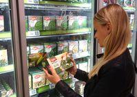 """Nachfrage nach iglo-Tiefkühlprodukten ist gewachsen / Bild: """"obs/iglo Deutschland"""""""