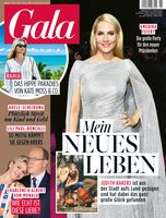 """GALA Cover 5/2021 (EVT: 28. Januar 2021) / Bild: """"obs/Gruner+Jahr, Gala"""""""