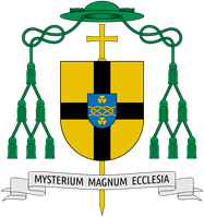 Wappen von Weihbischof Johannes Bündgens