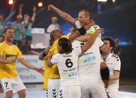 """Team """"Weltmeister"""" gewinnt """"Die große ProSieben Völkerball Meisterschaft"""" Bild: """"obs/ProSieben/Guido Ohlenbostel"""""""