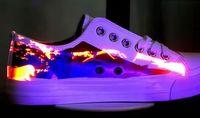 """Schuhe bekommen dank """"Wunderfarbe"""" komplett neuen Look. Bild: csail.mit.edu"""
