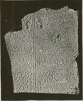 Tafel mit Gilgameš-Epos