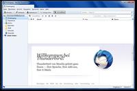 Mozilla Thunderbird (engl. für Donnervogel) ist ein freies Open-Source-E-Mail-Programm und -Newsreader des Mozilla-Projekts.