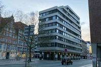 Der Hauptsitz der Greensill-Bank in Bremen  Bild: ZDF Fotograf: Lena Solberg