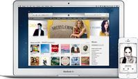 iTunes: erhält starke Konkurrenz durch Spotify. Bild: itunes.de