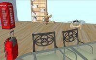 Szene aus einem VR-Video zur Erkundung des Gehirns. Bild: Halle Dimsdale-Zucker