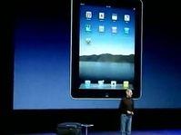Steve Jobs bei der Präsentation des iPad. Bild: dts Nachrichtenagentur