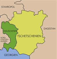 Inguschetien und Tschetschenien