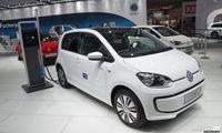 Elektroauto: VW E-up!