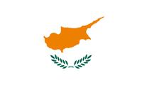 Flagge von Republik Zypern