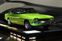 Ford Capri im Museum der Autostadt Wolfsburg