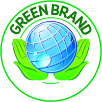 "GREEN BRAND Gütesiegel Bild: ""obs/Green Brands"""