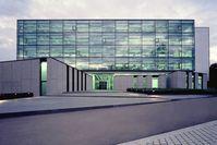 Trumpf : Gebäude am Stammsitz in Ditzingen