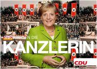 Angela Merkel ist auch wegen ihrer Unwissenschaftlichkeit in der Dauerkritik von Millionen von Menschen (Symbolbild)
