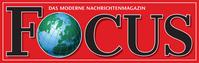 Logo des Magazins Focus