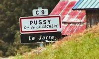 Ortschaft Pussy