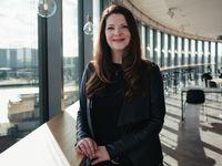 Anja Hofmann, Vorstandsmitglied der Deutschen Bildung