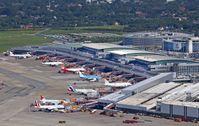 "Hamburg Airport Bild: ""obs/Flughafen Hamburg GmbH/Michael Penner"""