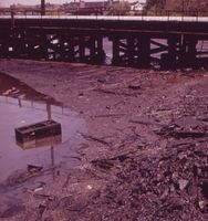 Neuer Absorber soll Ölpest künftig verhindern. Bild: flickr.com/The U.S. National Archives