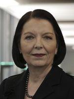 Dr. Christine Hohmann-Dennhardt Bild: Daimler AG