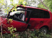 Unfallbeteiligter Pkw Bild: Polizei