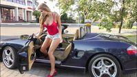 Automarken spiegeln Sexualleben ihrer Fahrer Porsche auf der Pole Position