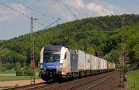 Güterzug bei Einbeck