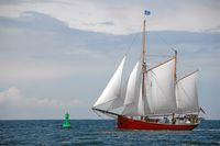 Segeltour NABU macht Meer Ryvar Meeresschutz