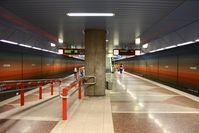 U-Bahnhof Duisburg