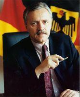 Heinz Fromm Bild: Bundesamt für Verfassungsschutz