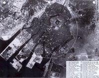 Zerstörte Stadtfläche von Hiroshima. Bild: de.wikipedia.org