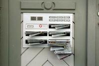 Briefkasten: Post oft als Übel gewertet (Foto: Paul-Georg Meister/pixelio.de)