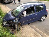 Unfall Finnentrop Bild: Polizei