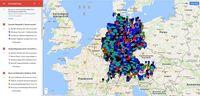 """Bild: Screenshot """"Einzellfall-Map"""""""